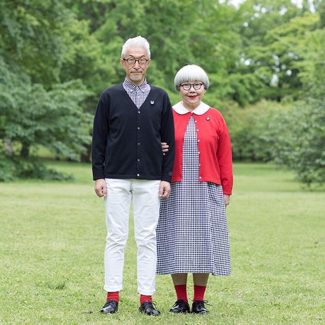 Cặp vợ chồng nổi tiếng ở tuổi U70 vì… mặc đồ đôi tuyệt đẹp - 5
