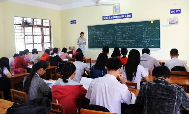 Năm 2018, tỉnh Phú Yên sẽ xét tuyển 54 giáo viên ở nhiều cấp dạy (ảnh minh họa)