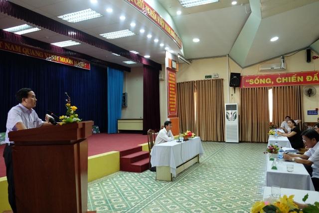 Hội nghị về quản lý cơ sở GD mầm non do chính quyền quận Thanh Khê (Đà Nẵng) tổ chức vừa diễn ra chiều 23/5