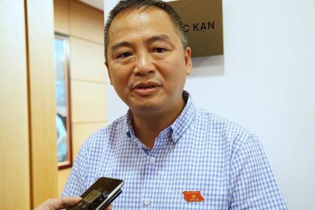 Bác sĩ Nguyễn Lân Hiếu là đại biểu Quốc hội tỉnh An Giang