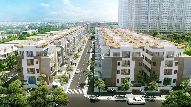 Shop villa Imperia Garden được phân phối bởi các sàn An Bình Land, HighLand và Tùng Lâm