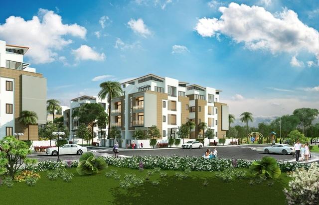 Shop villa Imperia Garden thiết kế đa năng, tối ưu cho mọi nhu cầu sống