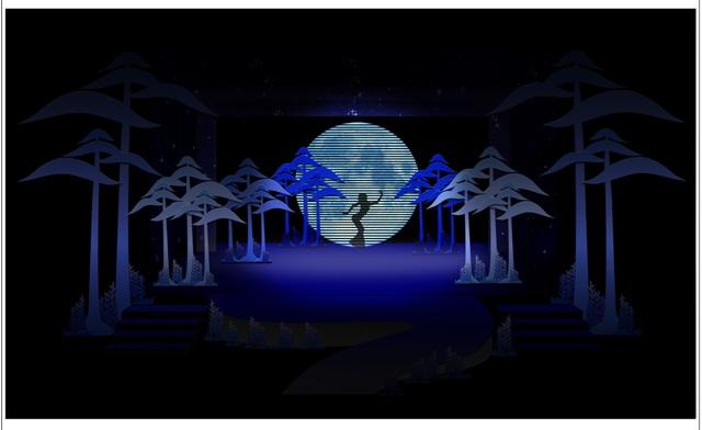 Đà Lạt đêm huyền diệu- là sân khấu du lịch đầu tiên tại TP Đà Lạt, đây cũng là sân khấu mang tính chất thể nghiệm đầu tiên và được ứng dụng công nghệ 5D nhằm tạo không gian mới lạ, kích thích sự hưng phấn, tò mò cho người xem