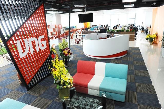 VNG đặt chỉ tiêu doanh thu 5 ngàn tỷ trong năm 2018