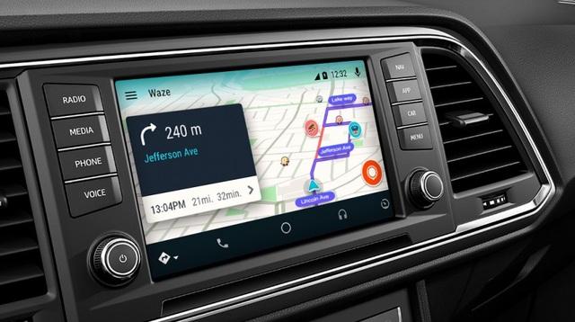 Ford tích hợp ứng dụng giao thông Waze vào SYNC 3 - 1