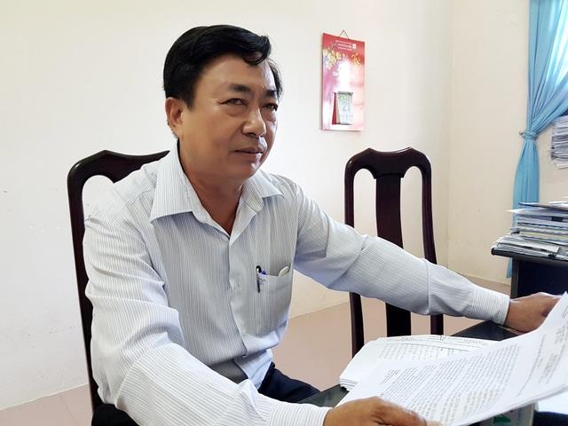 Ông Võ Sinh – Trưởng Phòng Nội vụ huyện Phú Ninh