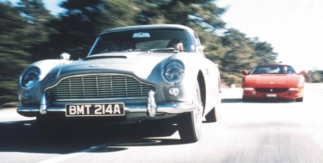Chiếc xe sẽ được đem ra đấu giá vào tháng 7 tới đây và được kỳ vọng đạt mức 1,6 triệu bảng.