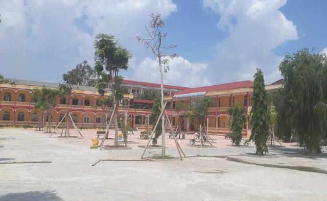 Trường Tiểu học Quảng Hưng đề ra hàng loạt các khoản thu trong năm học 2017 - 2018