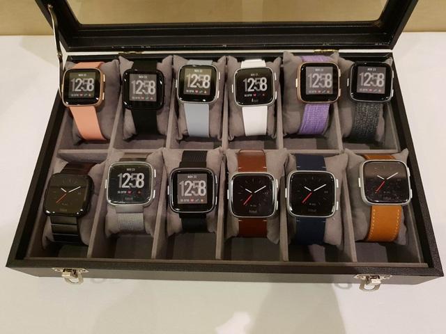 Nhiều tùy chọn màu dây đeo cho mẫu đồng hồ này