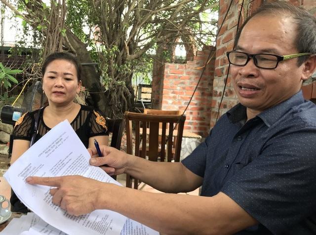 Tôi không thể hiểu nổi tại sao từ việc, Phòng cảnh sát kinh tế Công an tỉnh Nghệ An trả lại Quyết định cấp đất cho gia đình chúng tôi vào năm 1989 để phục vụ quá trình làm thủ tục cấp đất mới....