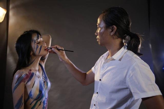 Sau 2 tháng khởi kiện, họa sĩ Ngô Lực và Kim Phượng đã có buổi đối chất tại công an quận 10