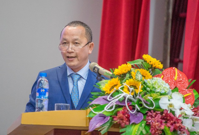 Chủ tịch CLB bóng đá Than Quảng Ninh, ông Phạm Thanh Hùng là ứng cử viên mới nhất tham gia tranh cử vị trí PCT VFF phụ trách vận động tài trợ, thay bầu Đức