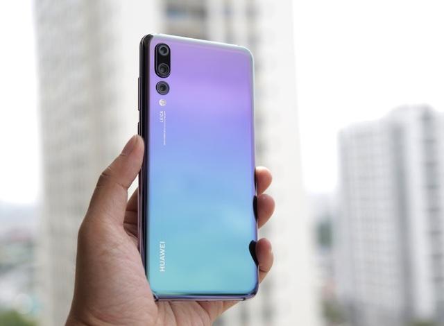 """Máy ảnh """"3 cam"""" trên Huawei P20 Pro có gì hot? - 1"""