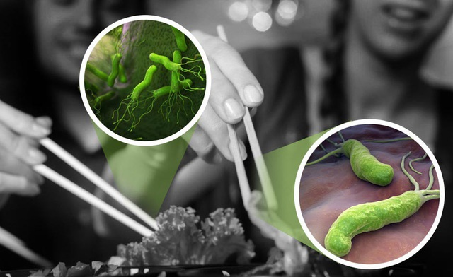 Thói quen ăn uống của người dân Việt Nam là nguồn lây truyền vi khuẩn HP – thủ phạm làm gia tăng nguy cơ ung thư dạ dày