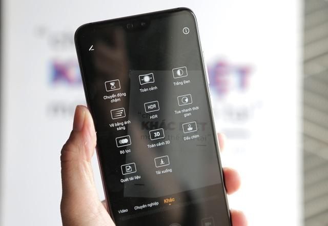 """Máy ảnh """"3 cam"""" trên Huawei P20 Pro có gì hot? - 5"""