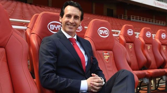 Unai Emery nói gì khi ngồi ghế nóng ở Arsenal? - 2
