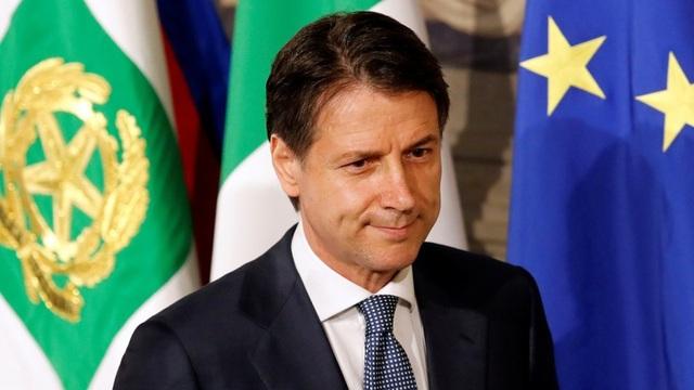Tân Thủ tướng Italy Giuseppe Conte (Ảnh: Reuters)