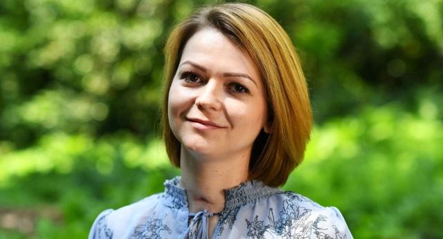 Cô Yulia Skripal (Ảnh: Reuters)