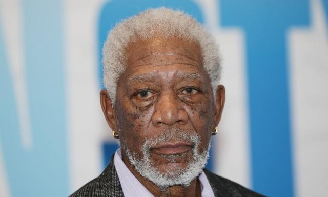 Nam diễn viên Morgan Freeman
