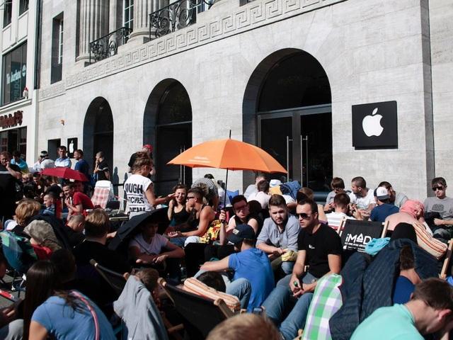 Đây là một hiện tượng hiếm gặp đối với các sản phẩm điện thoại không phải iPhone.