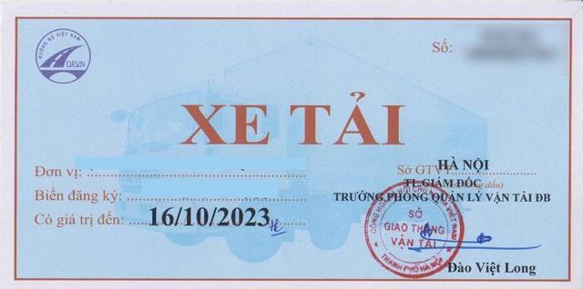 """TS Nguyễn Đình Cung: Xe tải phải đeo biển, tôi ra đường chắc phải đeo biển """"Tôi là người""""?! - 1"""
