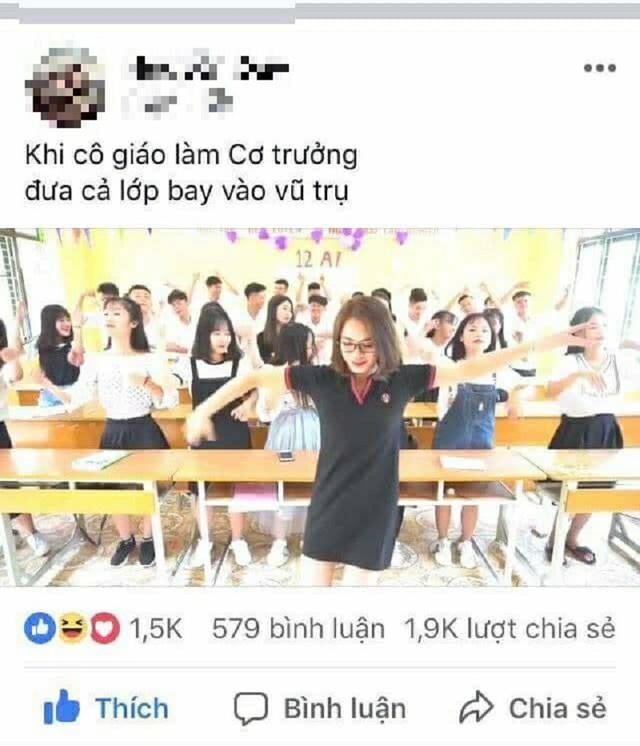 Clip thu hút hàng ngàn lượt xem và chia sẻ trên mạng xã hội