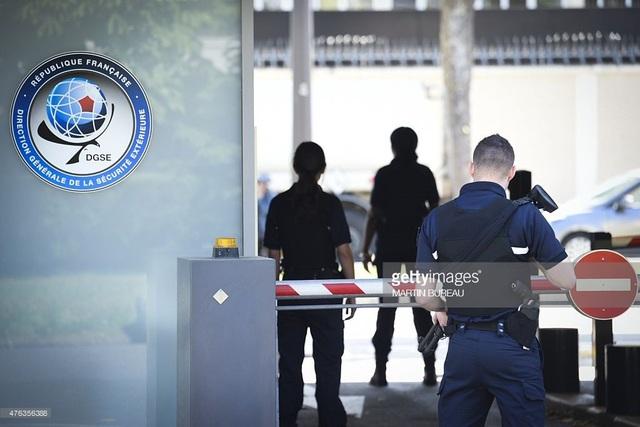 Trụ sở Tổng cục an ninh đối ngoại Pháp (DGSE) (Ảnh: Getty)