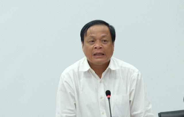 Ông Võ Ngọc Đồng - Giám đốc Sở Nội vụ TP Đà Nẵng: 93 người rút khỏi Đề án Nguồn nhân lực chất lượng cao so với hơn 1.000 người tham gia Đề án kể từ năm 2004 đến nay là một tỷ lệ không cao!