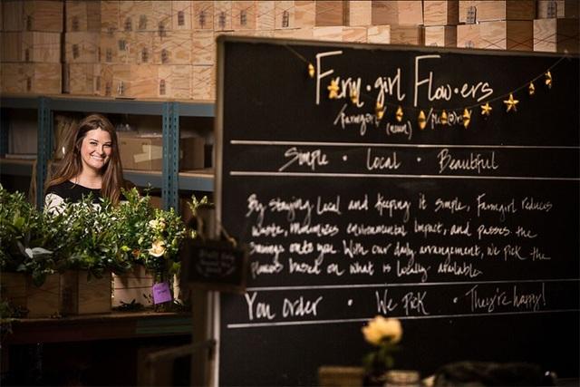 Christina Stembel – nhà sáng lập, CEO Farmgirl Flowers