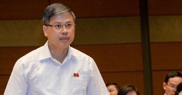Đại biểu Nguyễn Sỹ Cương.