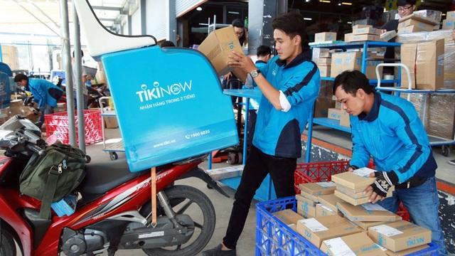 Dù tổng lượng hàng hoá tăng gấp 4 lần so với năm trước nhưng năm 2017, Tiki vẫn ghi nhận mức lỗ luỹ kế khoảng 282 tỷ đồng.