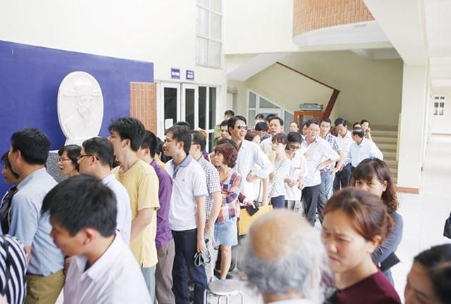 """Tuyển sinh lớp 6 các trường """"đặc thù"""" ở Hà Nội luôn thu hút sự quan tâm của nhiều phụ huynh."""