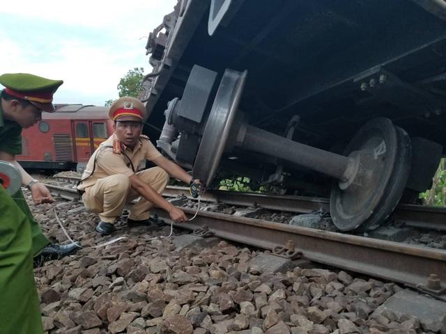 Lực lượng chức năng đang điều tra vụ tai nạn