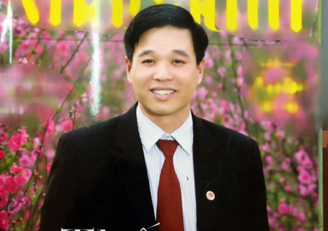 Bị can Nguyễn Thế Anh bị truy tố về tội lừa đảo chiếm đoạt tài sản.