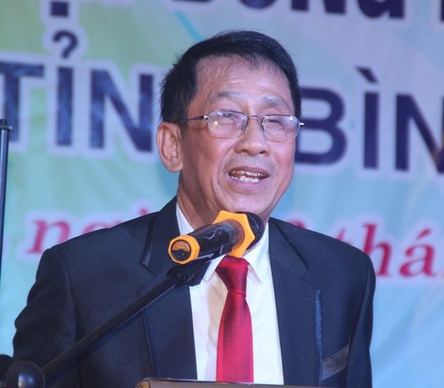 Võ sư Lê Thanh Tùng chia sẻ tại ngày trở về sau 46 năm.