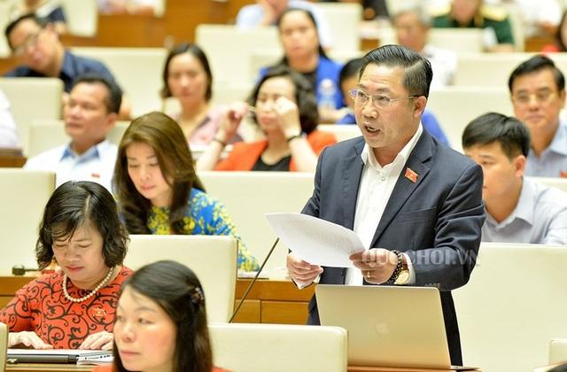 Đại biểu Quốc hội Lưu Bình Nhưỡng