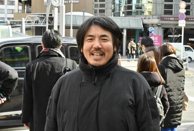 Takanobu Nishimoto, người sáng lập Ossan Rental.