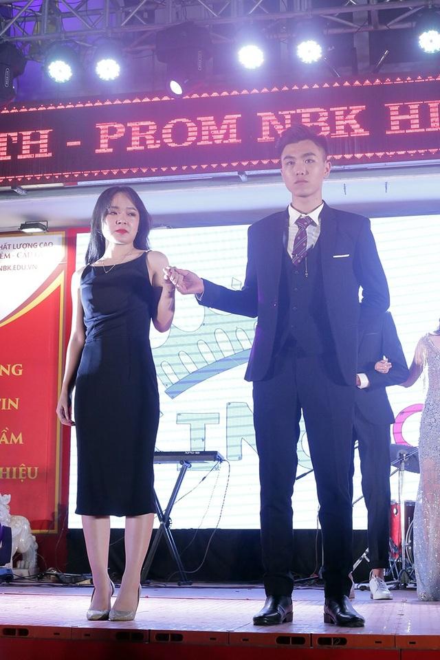 Cặp đôi Nguyễn Hoàng Long và Trương Mai Anh