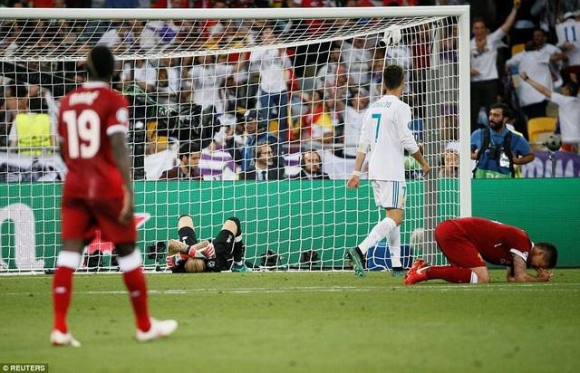 Những khoảnh khắc Real Madrid hạ gục Liverpool để vô địch Champions League - 43