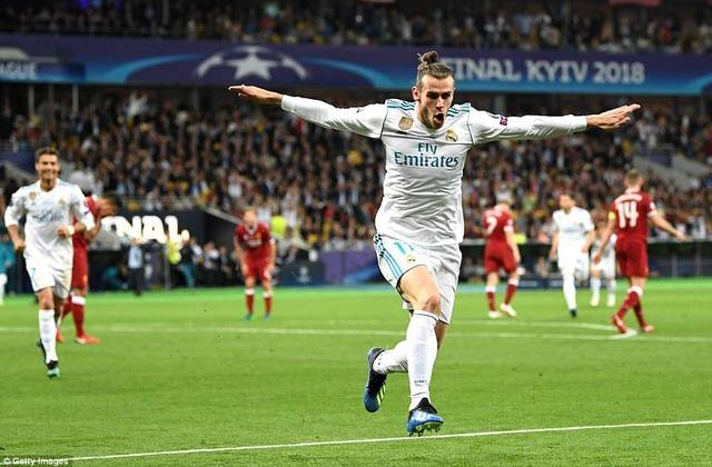 Niềm vui của Bale, anh lập công chỉ sau 2 phút vào sân