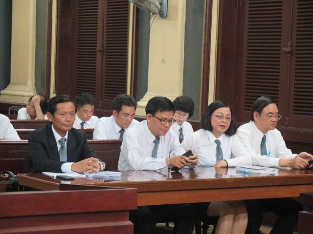 Theo dự kiến phiên tòa kéo dài tới ngày 31/5.