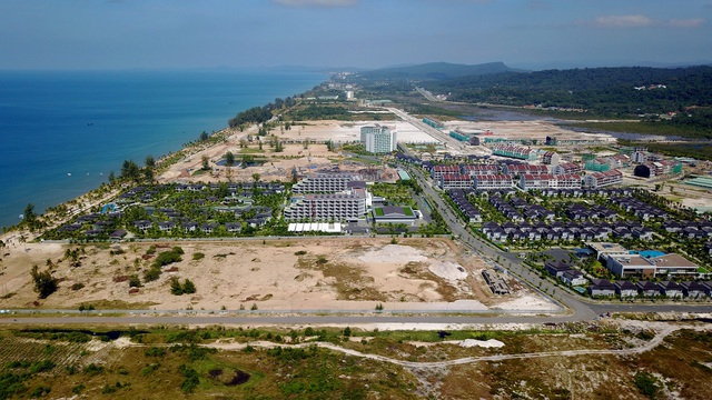 BĐS nghỉ dưỡng Phú Quốc, đặc biệt phân khúc biệt thự biển của các thương hiệu uy tín như Wyndham Garden được nhà đầu tư đón nhận bởi khả năng khai thác cho thuê tốt và số lượng khan hiếm. (Nguồn: Internet)