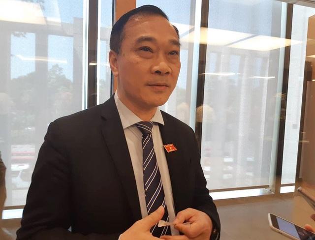Chủ nhiệm UB Kinh tế Vũ Hồng Thanh nguyên là Phó Bí thư tỉnh ủy Quảng Ninh