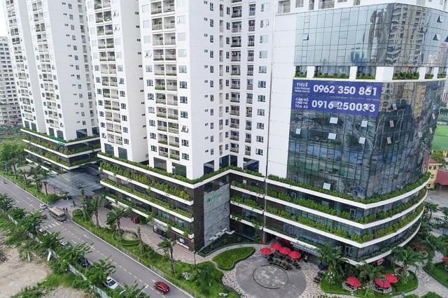 Dự án EcoLife Capitol 58 Tố Hữu vừa mở bán hơn 100 căn hộ Officetel – Condotel đa năng