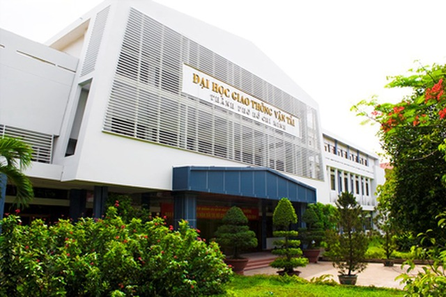 Trường ĐH Giao thông vận tải TP.HCM