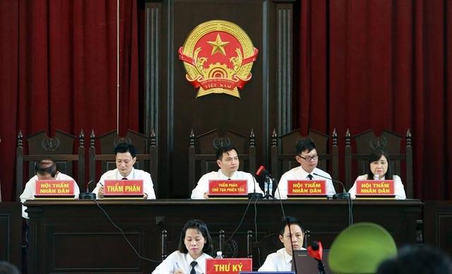 Hội đồng xét xử.