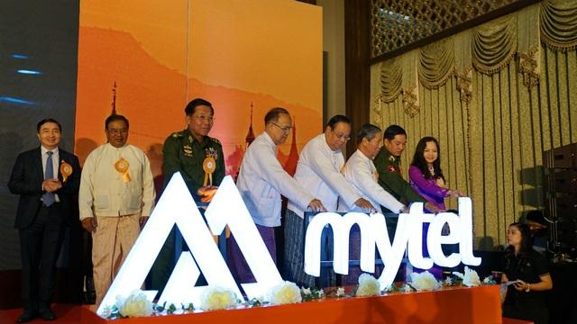 Viettel sẽ vận hành mạng di động tại Myanmar vào ngày 9/6/2018