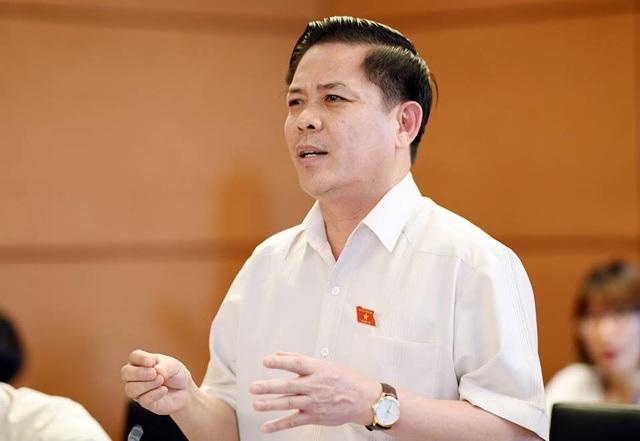 Bộ trưởng GTVT Nguyễn Văn Thể nhận nhiệm vụ tư lệnh ngành từ cuối năm 2017