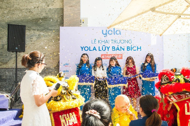 YOLA khai trương Trung tâm thứ 12 tại quận Tân Phú - 2