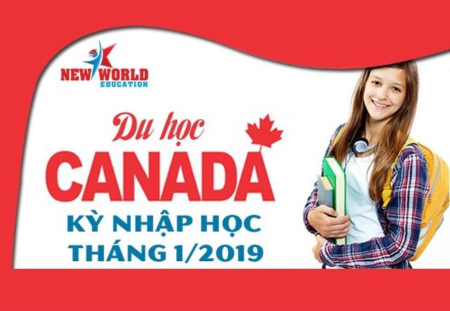Ghi danh ngay kỳ nhập học Tháng 01/2019 bậc học THCS & THPT tại Canada - 3